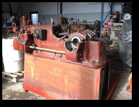 Esbjergmotorsamling for E and j motors